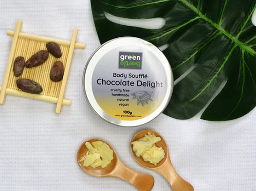 Chocolate Delight Body Soufle