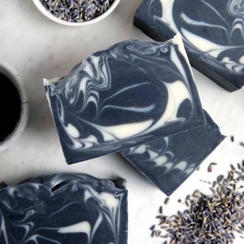Charcoal Bath Soap