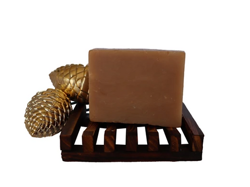 NATURAL SOAP BAR FRANKINCENSE & MYRRH