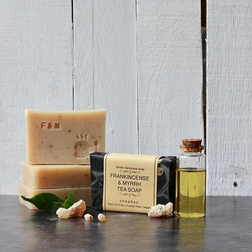 Frankincense Tea Soap