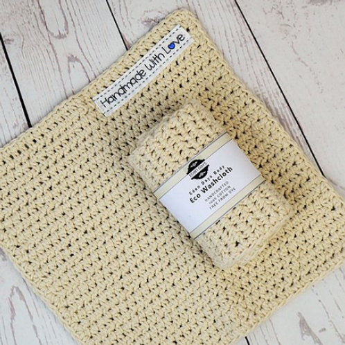 Handcrafted Cotton Washing Cloth
