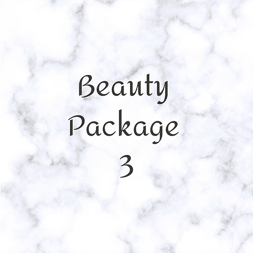 Beauty Package 3