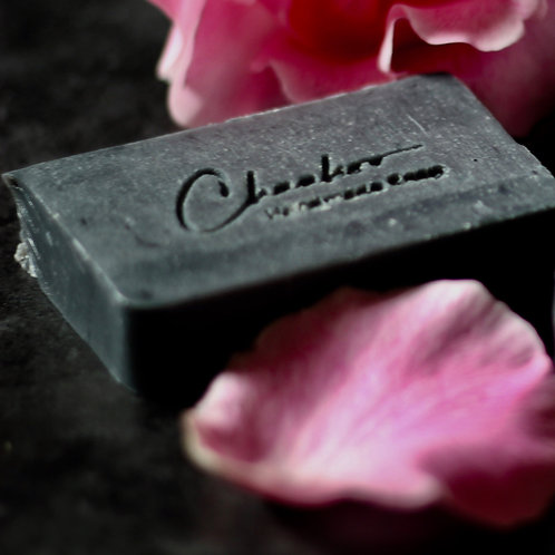 Charcoal & Rose Face Soap