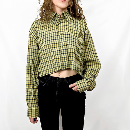 Yellow Flannel Crop