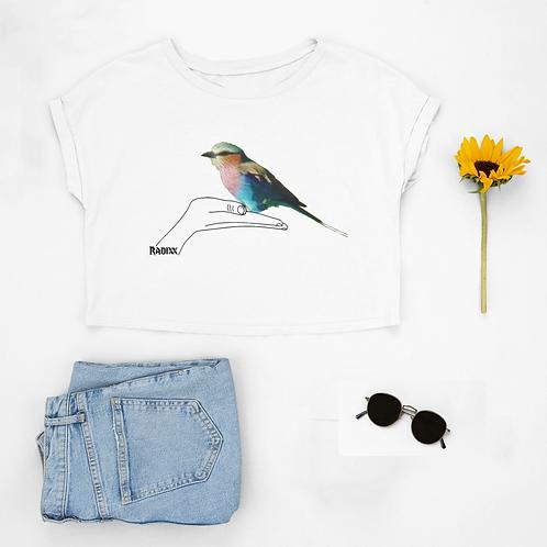 Organic Bird Crop Top