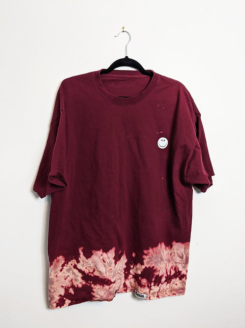 Dip Dyed Smiley Tee