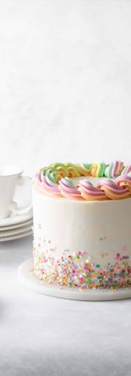 Dessert/Bakery Premixes