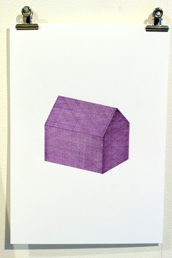 House of Purple Lines