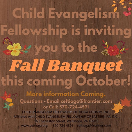 Child Evangelism Fellowship is inviting you to the.jpg