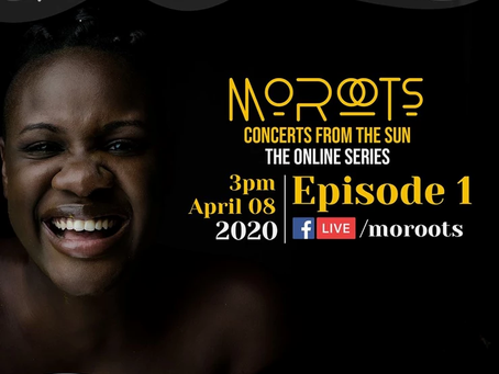 COVID19: Mo Roots is Bringing Some 'Sunshine' into People's Homes with #FromTheSun Online Concerts