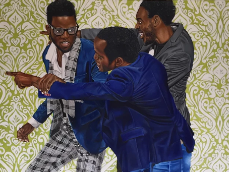 'Look One Group' Exhibition Launches on 5th September at Xenson Art Space