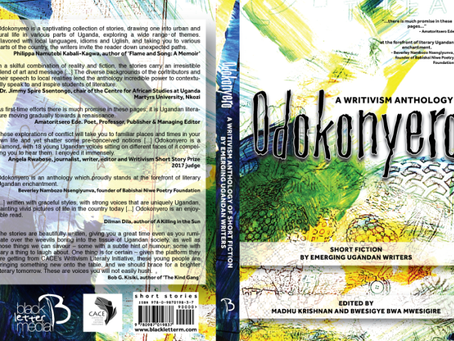 World Book Day :Reviewing 'Odokonyero,' An Anthology that introduced 18 Ugandan Writers to the World