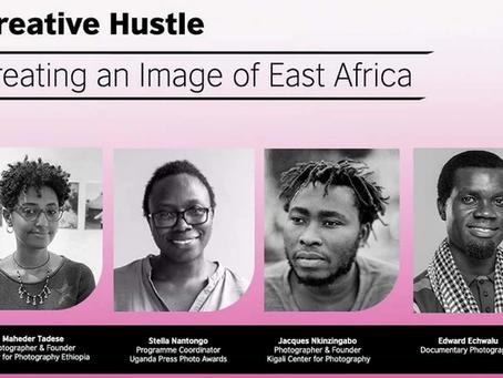 British Council in Partnership with Uganda Press Photo Award Bring You Creative Hustle Talks