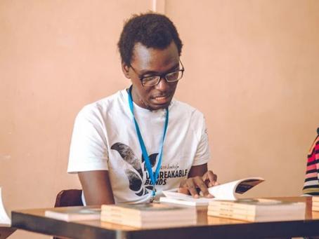 Writer, Bwesigye bwa Mwesigire on Inspiration and The Perfect time to Write