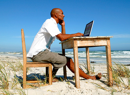 4 Ways Remote Work Will Improve Your Life !