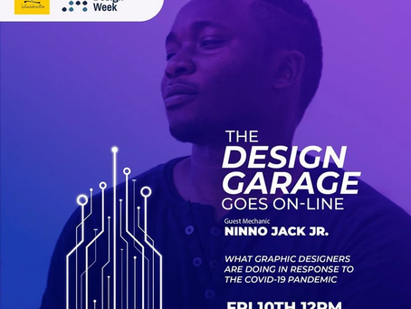 COVID-19: Designing For Disaster with Ninno Jack Jr.
