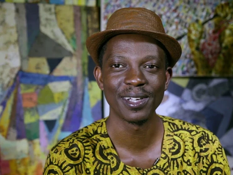 Ronex Ahimbisibwe on Style, Technique and Subject Matter in Art