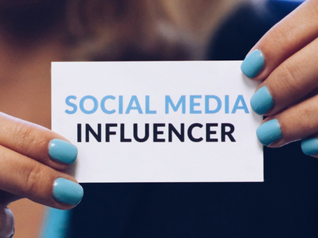 Influencer? How to effectively create for Social Media