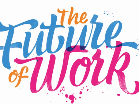 WHAT THE FUTURE OF CREATIVE WORK LOOKS LIKE?