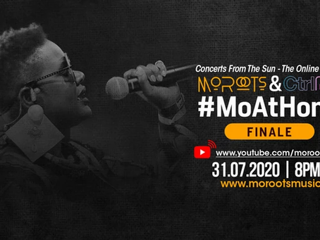 MoRoots To Wind Up Online Concert Mini Series With #MoAtHomeFinale Showcase