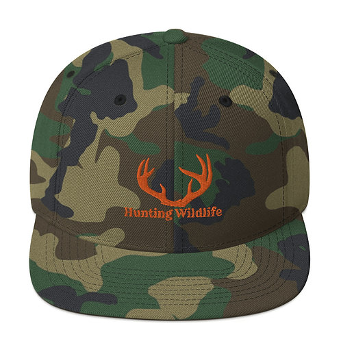 Snapback Hat Coues