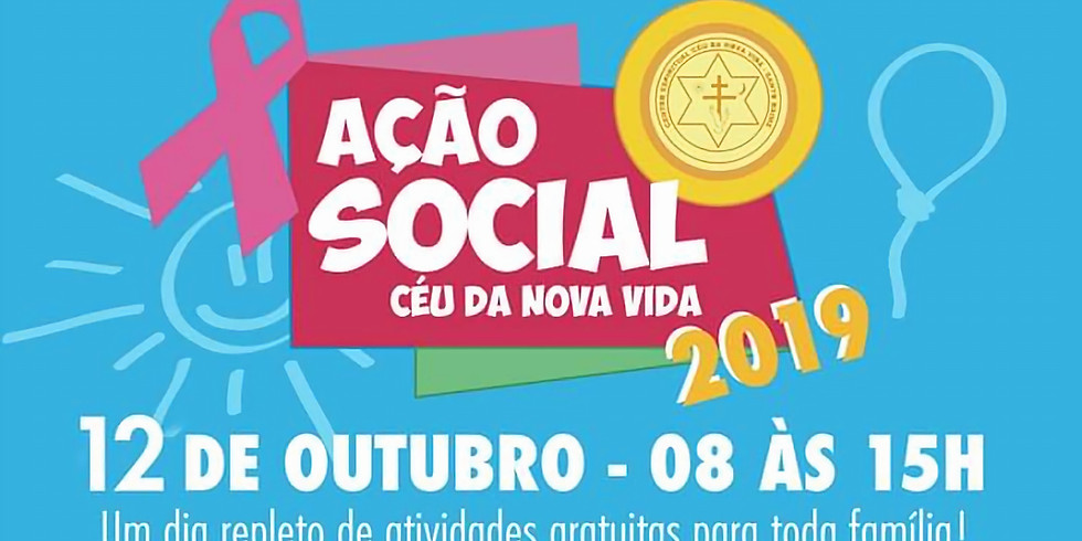 Ação Social 2019