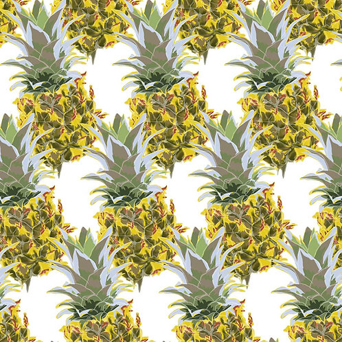 'Pineapple Head' - fabric