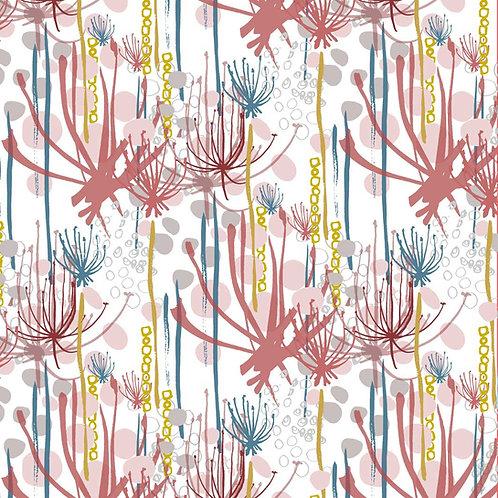 'Seedhead' - fabric