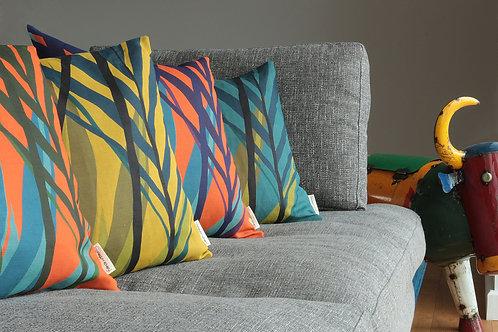'MARK' cushion