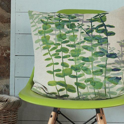 'PLANTLIFE' cushion