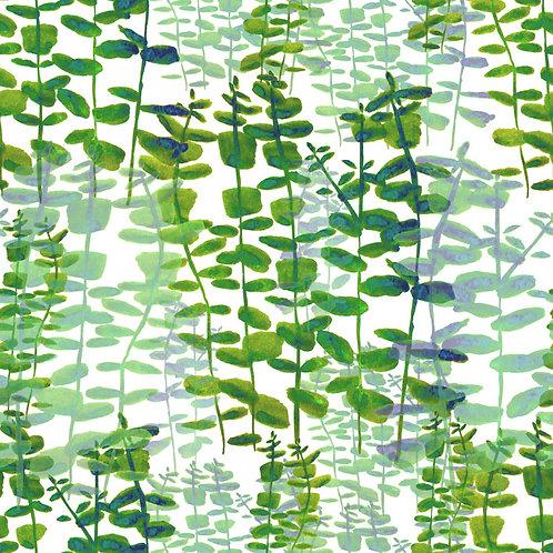 'Plantlife' - fabric