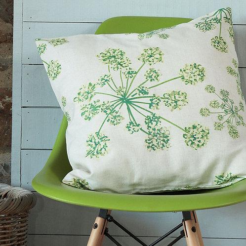 'COW PARSLEY' cushion