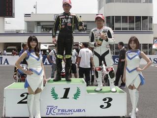 筑波選手権 TCmini 勝利!