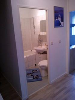Bathroom / hallway