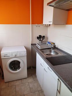 Küche-Waschmaschine