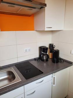 Küche-Kochfeld