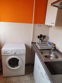 Küche-Waschbecken