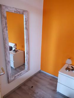 Wohnraum-Wandspiegel