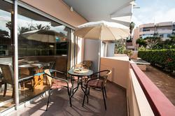 Balcony-table