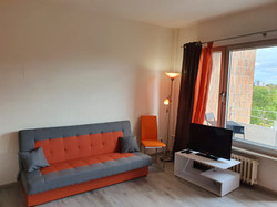 Wohnraum-TV