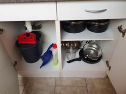 Küche-Töpfe