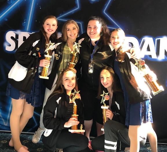 Spirit of Dance Awards 2019