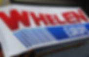 Whelen Europe Banners 1 x 3mt