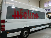 Lifeline Motorsport Fire Extinguishers Van