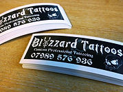 Blizzard Tattoos Decals