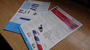 EVP Ltd Leaflets