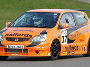 Replica Matt Neal Team Dynamics Honda BTCC
