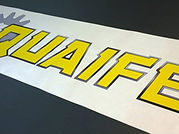 Quaife Gear Boxs Sticker
