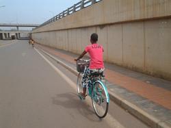Alice, à Ouagadougou