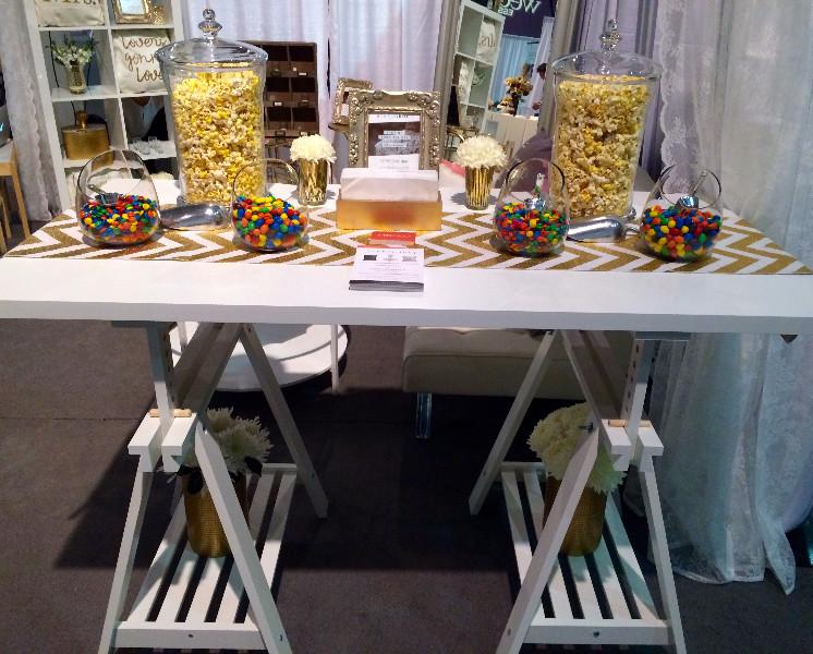 Fun at Wedding Essential's Idea Show